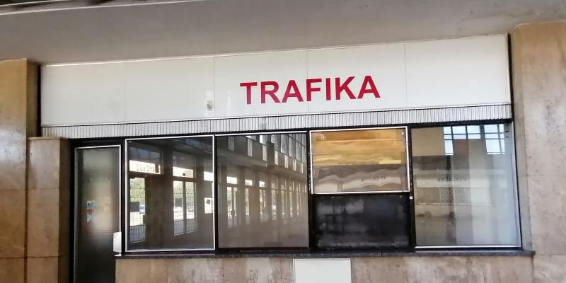 Nádraží v Ostravě-Vítkovicích