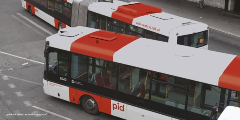 Autobusy čeká nový design.