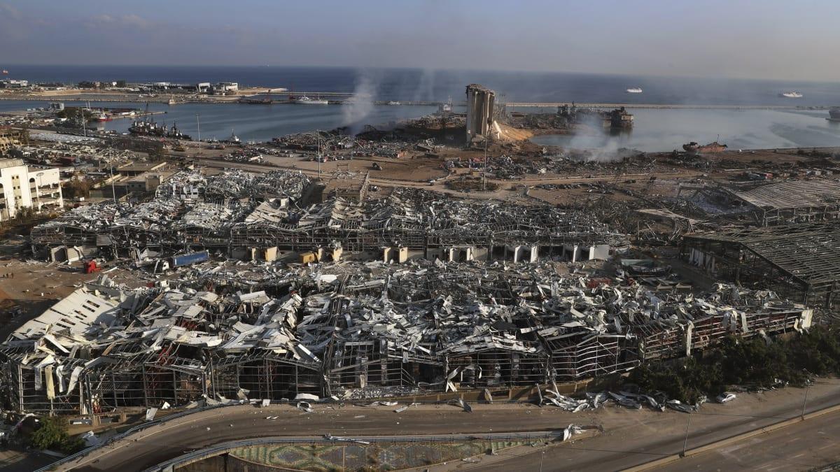 Obětí po výbuchu v Bejrútu je už 135, zraněných 5000. Vyhlásili výjimečný stav