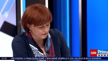 Hlavní hygienička Rážová v Partii: Vážných případů koronaviru je 18