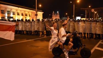 Buďte jako voda: Jak běloruské médium Nexta překonalo výpadek internetu