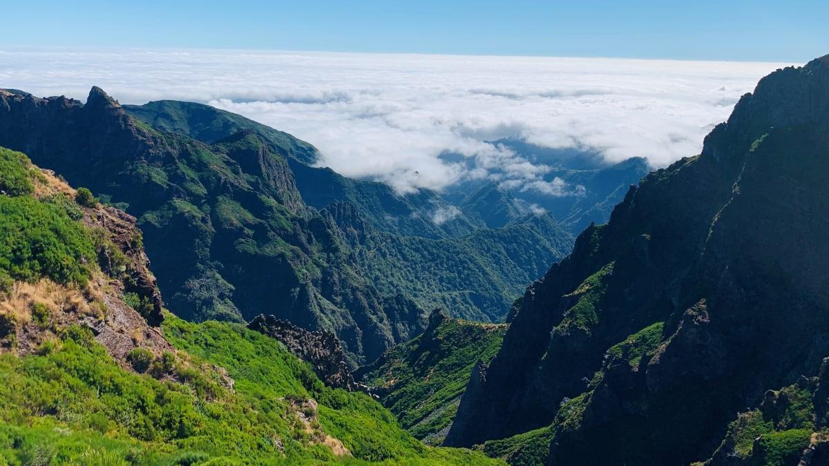 Pico de Arieiro