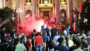 I Srbsko má svého Aleksandra: Proč Srbové skutečně protestovali?