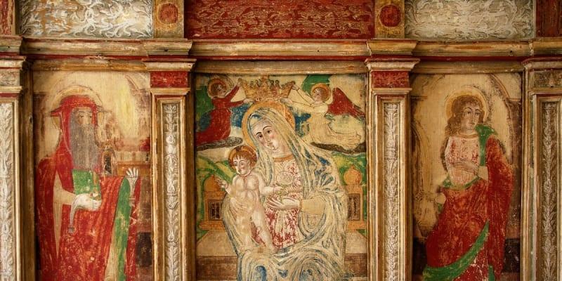 Triptych z roku 1529