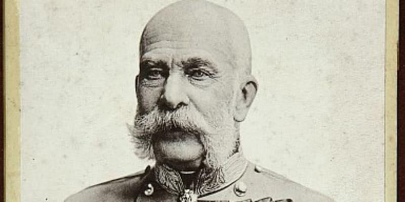 František Josef I. v roce 1900