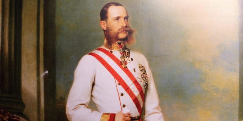 František Josef I. v roce 1865
