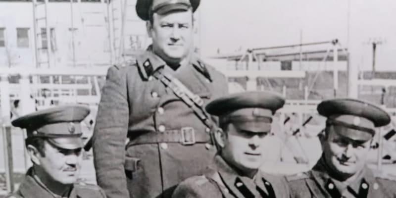 Město Libavá, sovětská vojska
