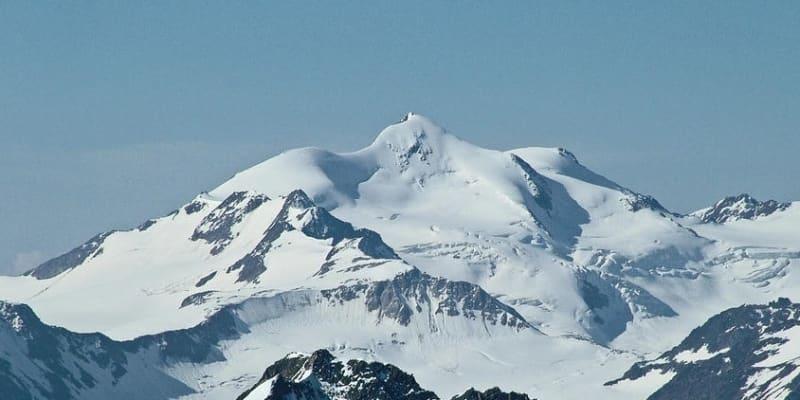 Wildspitze je druhá nejvyšší rakouská hora. Měří 3770 metrů.