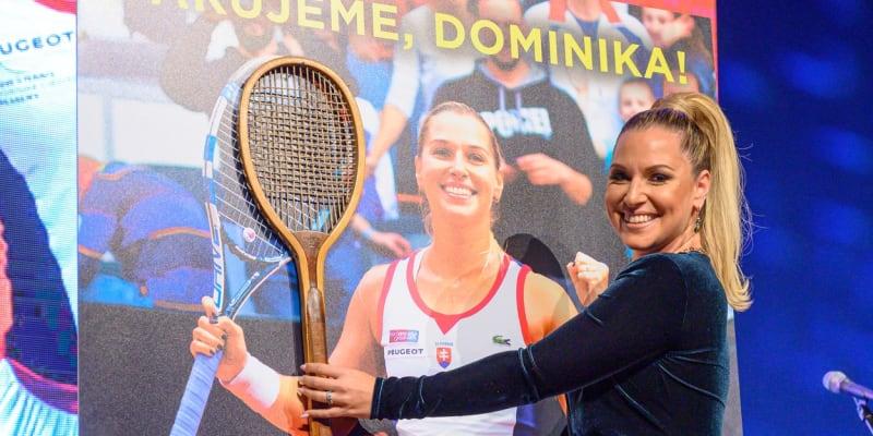 Bývalá tenistka Cibulková byla přednostně naočkována.