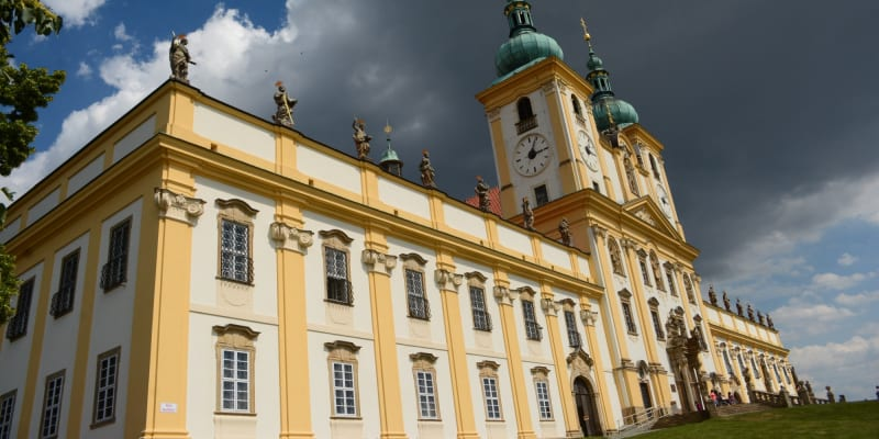 Bazilika minor na Svatém Kopečku v Olomouci
