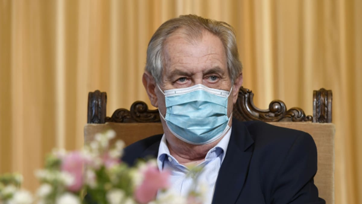 Česko dostalo příslib na dodávky vakcíny Sputnik V, prozradil prezident Miloš Zeman