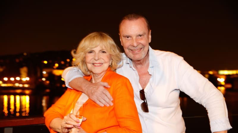 Hana Zagorová a Štefan Margita konečně spolu. Jak se v současné době cítí?