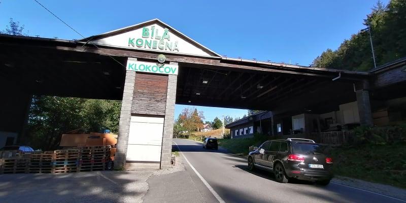 Bývalá celnice a budova pohraniční policie