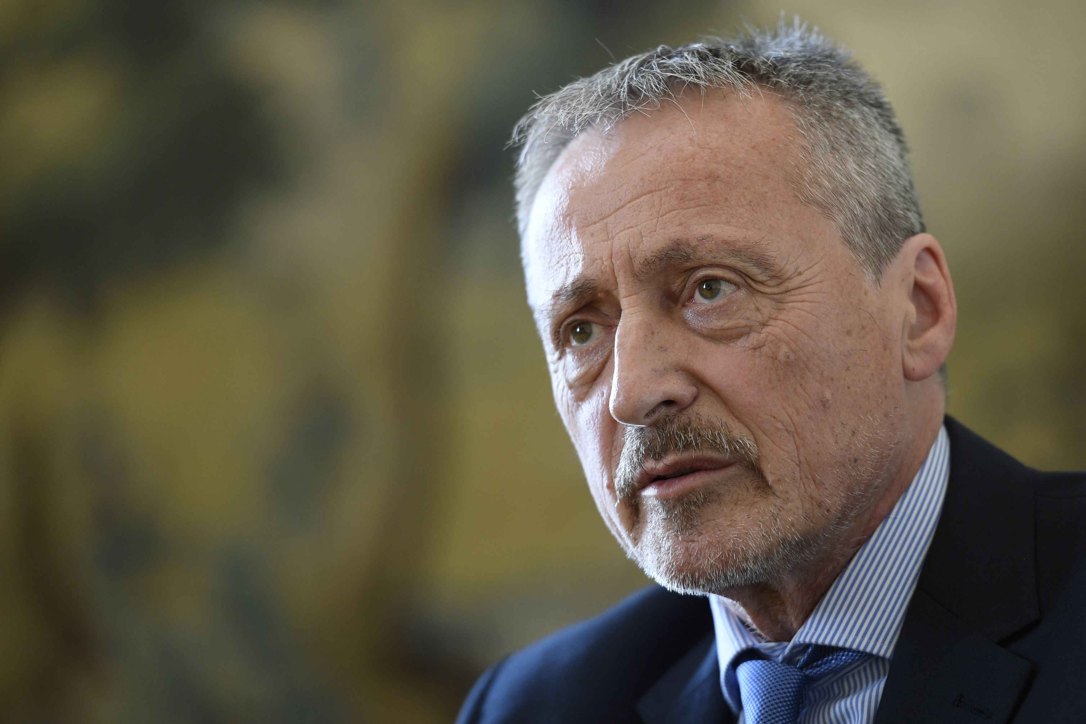 Český velvyslanec v Izraeli Martin Stropnický.