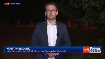 Česko dají na seznam rizikových zemí další státy, připustil náměstek ministra