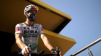 Sagan už není nejrychlejší, říká jeho šéf. Slovenský cyklista by mohl být domestikem