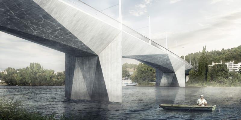 Dvorecký most odkáže na kubismus v architektuře.