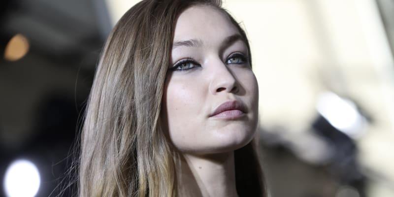 Topmodelka Gigi Hadid