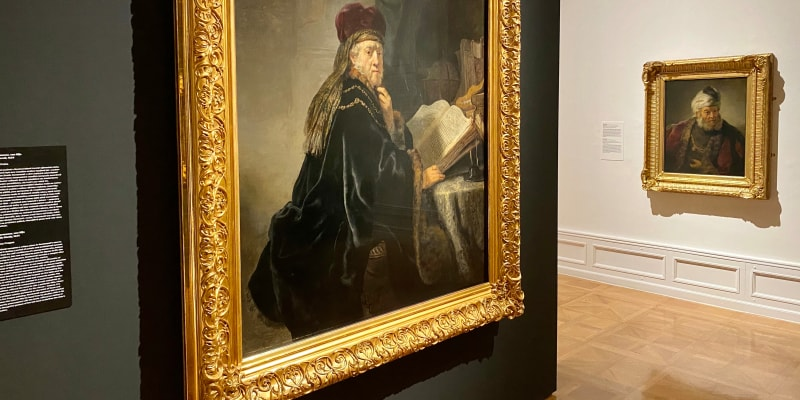 Výstava v paláci Kinských ukáže průřez tvorbou holandského malíře.