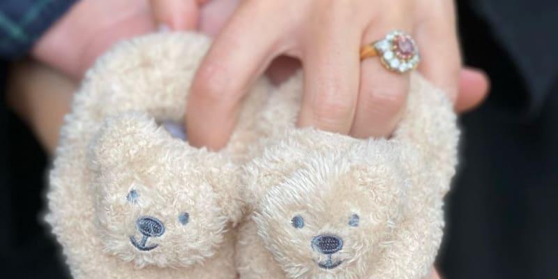 Princezna Eugenie oznámila, že čeká prvního potomka.