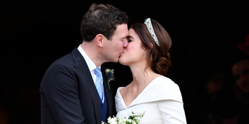 V lednu 2018 se zasnoubili a v polovině října téhož roku se stali manželé.
