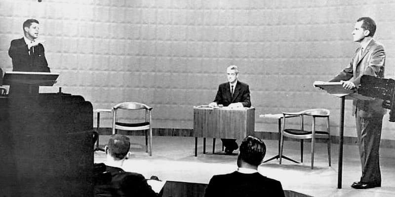 Přesně před 60 lety odvysílala stanice CBS historicky první televizní debatu dvou prezidentských kandidátů.