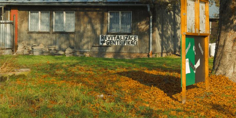 Havířská kolonie Bedřiška se úspěšně ubránila gentrifikaci.