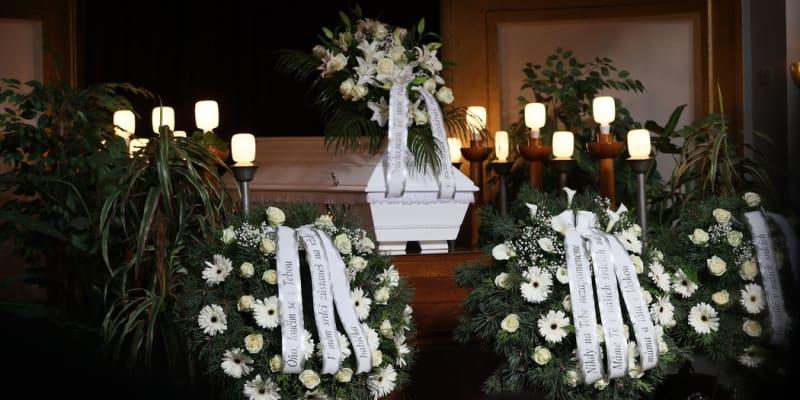 Pohřeb Ondřeje Hodbodě