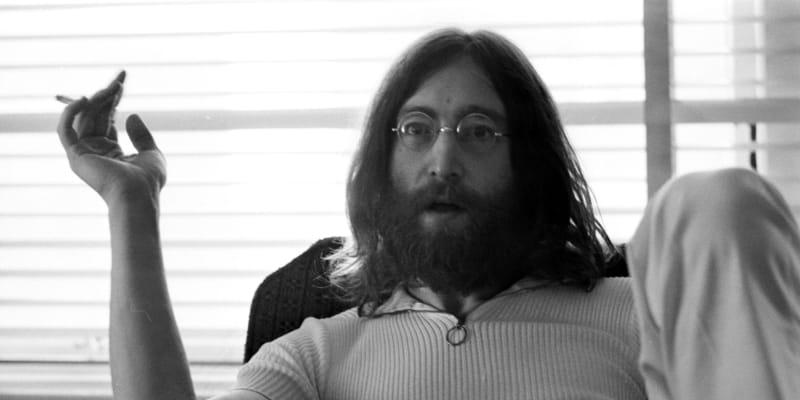 Člen Beatles John Lennon je pro mnohé jednou z největších hudebních osobností 20.století