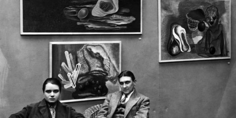Nerozlučná umělecká i životní dvojice, Jindřich Štyrský a Toyen