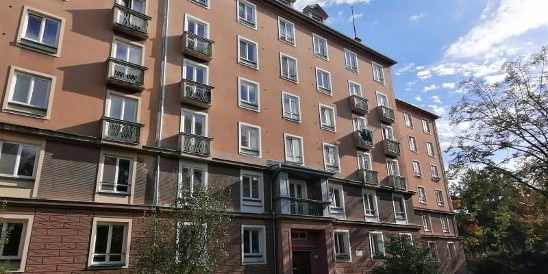 Dům číslo 479 v Porubě, který v roce 1957 navštívil Chruščov.