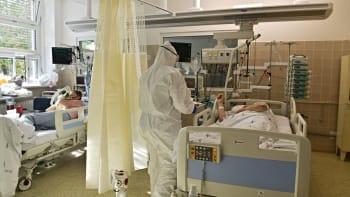Třetí nejhorší měsíc od začátku pandemie: V únoru zemřelo s covidem téměř 3800 lidí