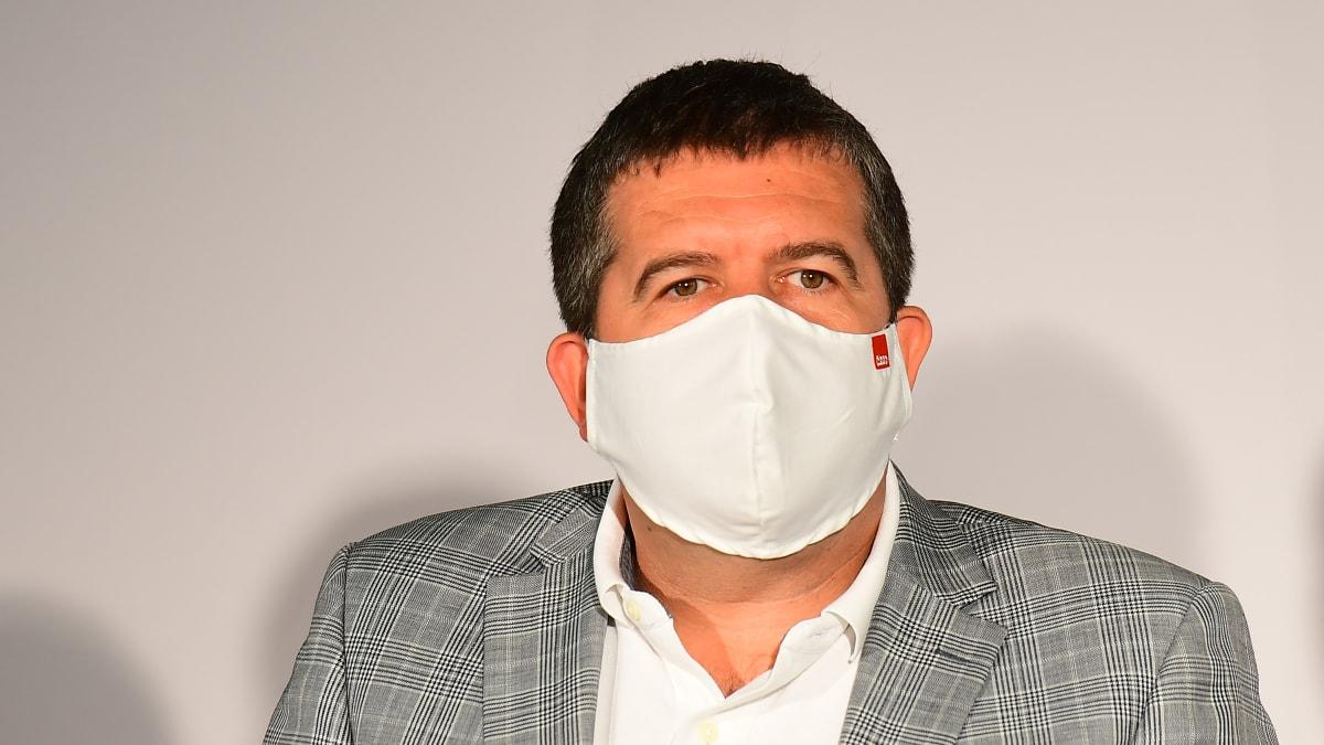 Šéf krizového štábu Hamáček má pozitivní test na koronavirus