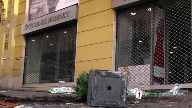 Milionová loupež hodinek v Brně: Soud poslal člena mezinárodního gangu na 7 let do vězení