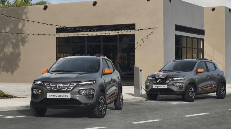 Elektromobil za cenu Škody Fabia? Dacia odhalila revoluční model Spring