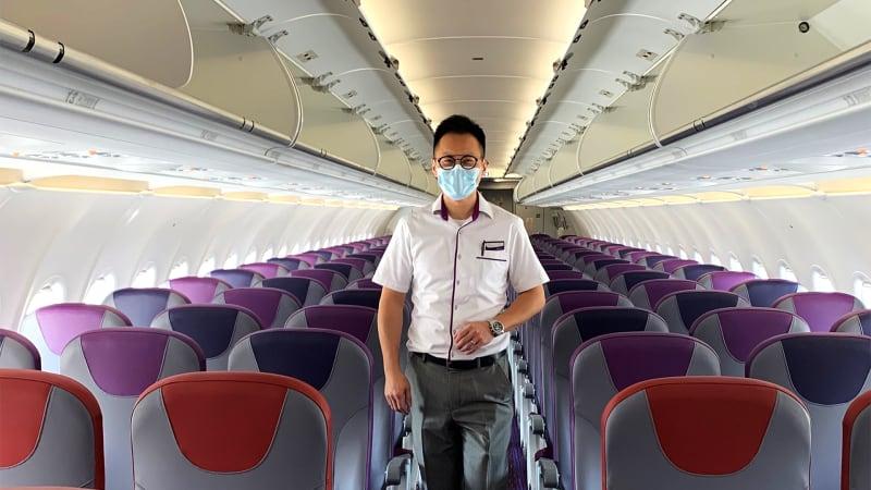 Letenku Hongkong – Hongkong, prosím. Proč jsou během pandemie v kurzu lety do nikam?