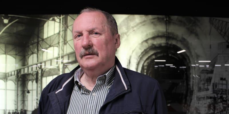 Václav Pošta, v době výbuchu na Dole Barbora ředitel Hlavní báňské záchranné stanice a velitel zásahu.