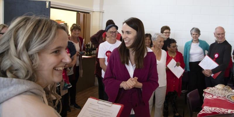 Jacinda Ardenrová je premiérkou Nového Zélandu od roku 2017.