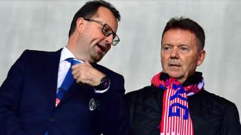 Zadržený Berbr rezignoval na všechny své funkce ve fotbale. Končí také Chovanec