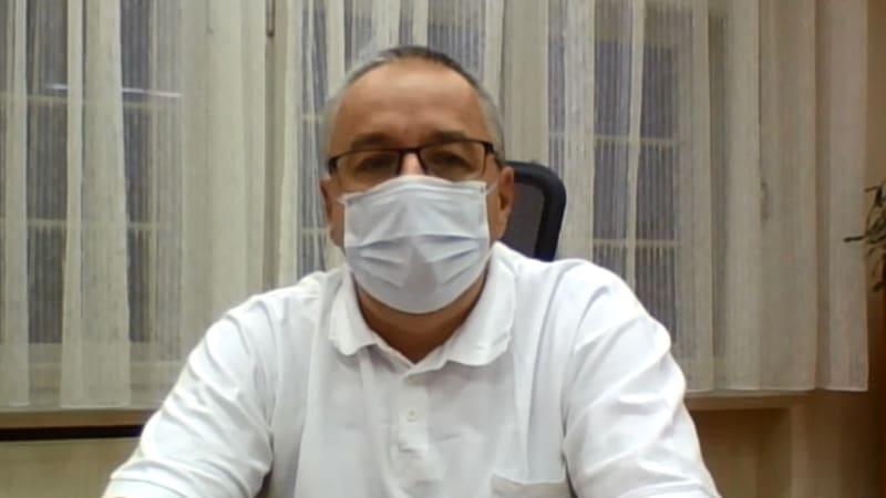 Ústecký kraj a koronavirus: Kapacity v nemocnicích jsou, plánovaná péče se omezuje