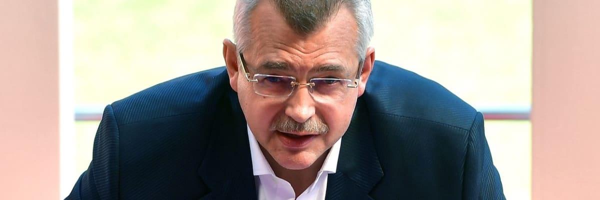 Tvrdík se omluvil Kamarovi za Kúdelu: Taková situace se nesmí nikdy opakovat