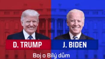 Reportér CNN o superdebatě: Trump připomene úspěchy, Biden zpochybní zdravotní péči