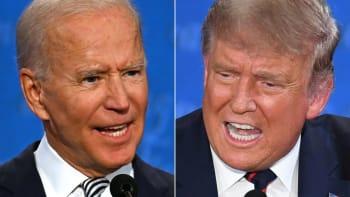 Finální střet Trumpa a Bidena: Nabídneme dabovanou debatu, experty i on-line reportáž