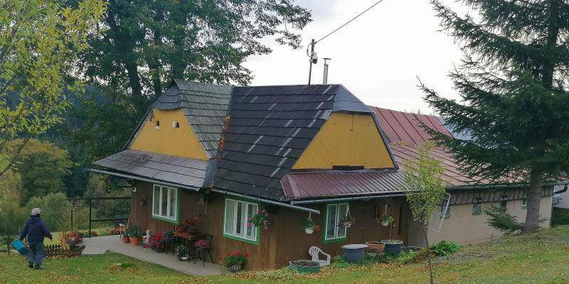 Vjadačka, česko-slovenská vesnice v Beskydech