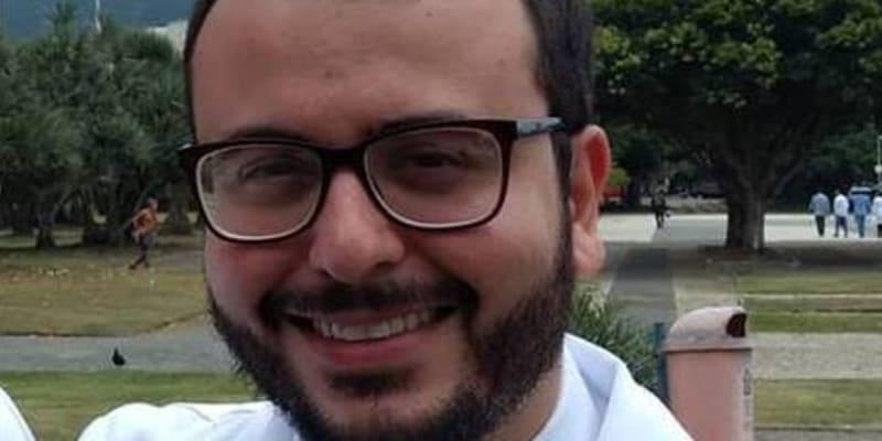 João Pedro R. Feitosa se testování vakcíny účastnil dobrovolně.