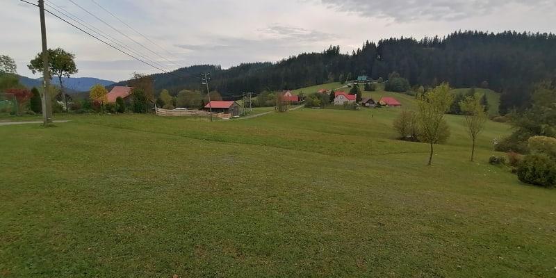 Vjadačka, česko-slovenská osada v Beskydech