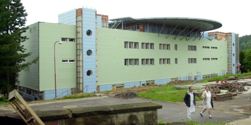 Centrum biologické ochrany Těchonín v průběhu modernizace