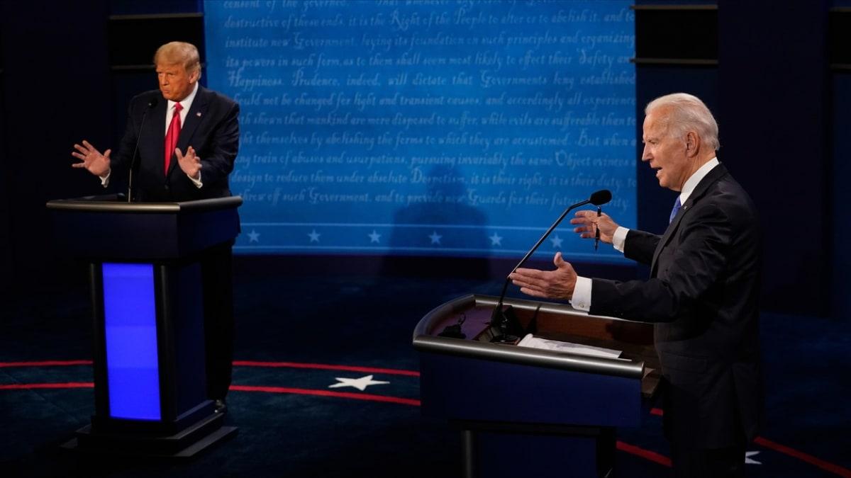 Biden nezvládl debatu, pod tlakem Trumpa přiznal, že chce uzavřít ropný průmysl