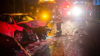 Šéf slovenského parlamentu Boris Kollár měl vážnou dopravní nehodu