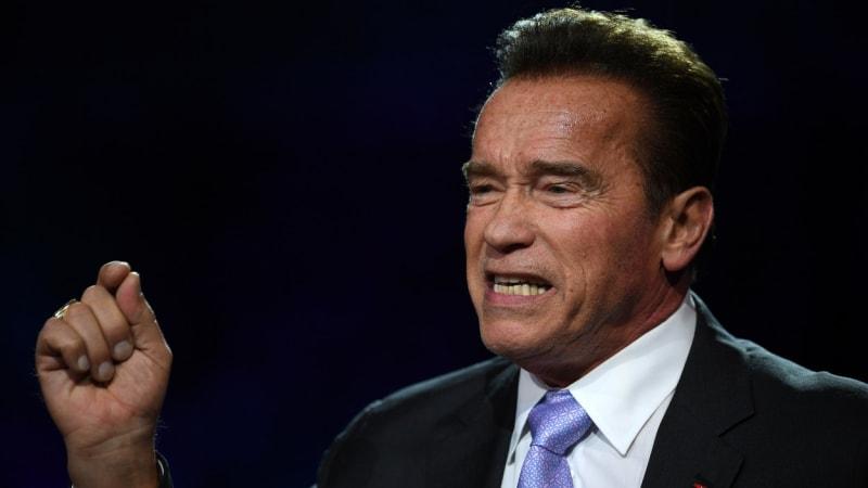 Trump je nejhorší americký prezident všech dob, prohlásil Arnold Schwarzenegger
